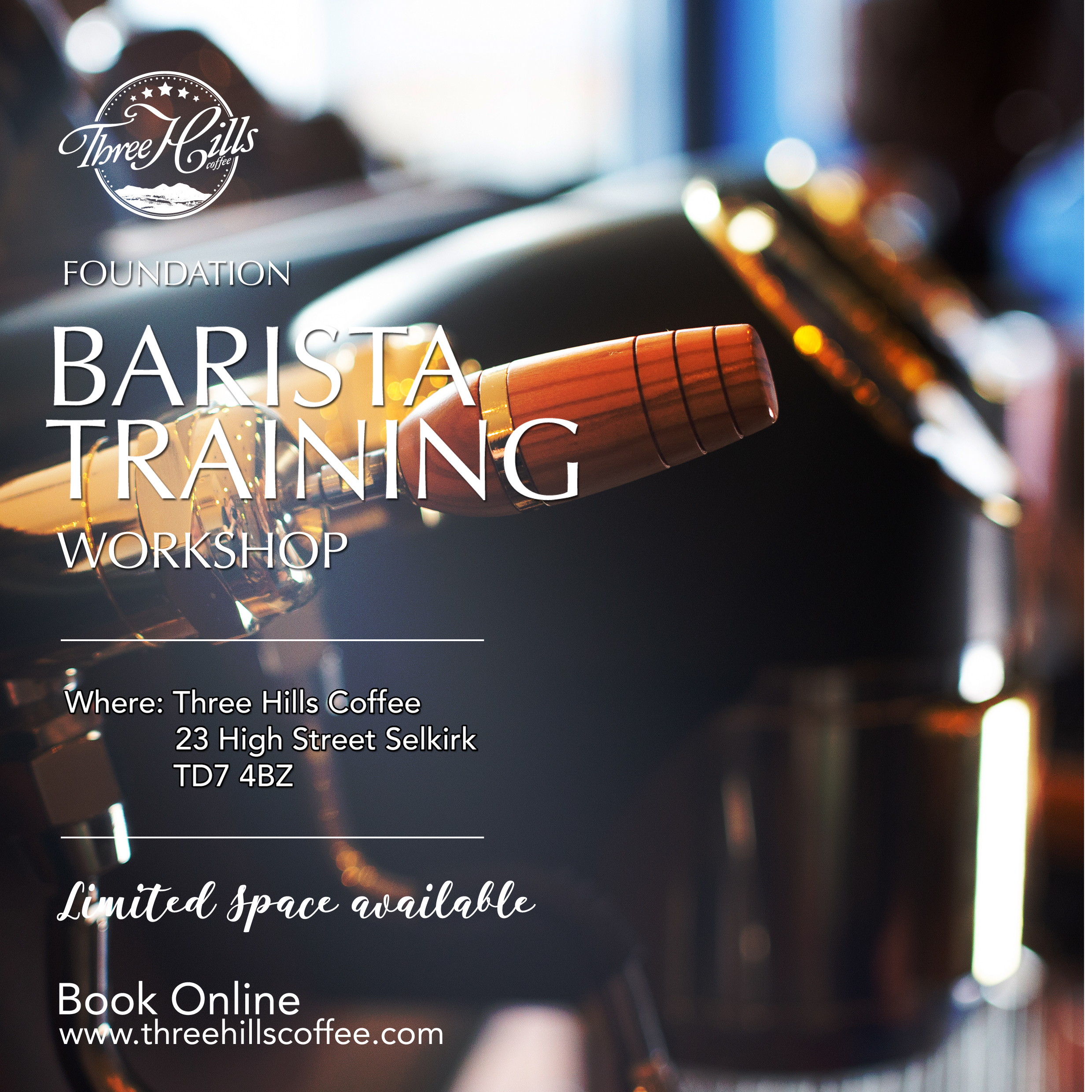 Foundation barista course